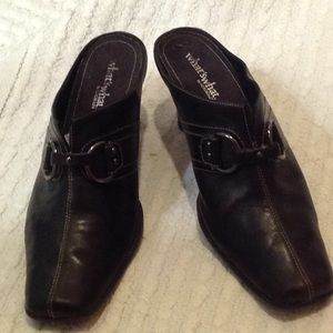 Aerosoles Brown Leather Shoes